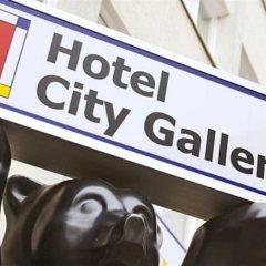 Hotel City Gallery Berlin спортивное сооружение