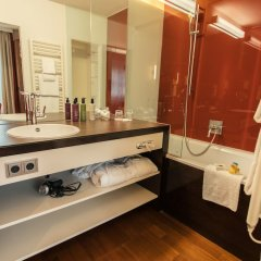 Отель ROSENVILLA Зальцбург ванная фото 2
