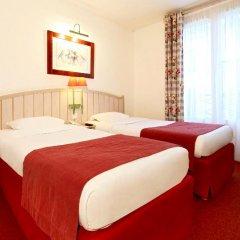 Отель Campanile Val de France 3* Стандартный номер с различными типами кроватей фото 7