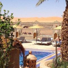 Отель Kasbah Azalay Merzouga Марокко, Мерзуга - отзывы, цены и фото номеров - забронировать отель Kasbah Azalay Merzouga онлайн приотельная территория