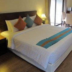 Отель Coconut Village Resort комната для гостей фото 5