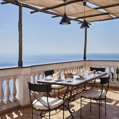 Отель Palazzo Avino Италия, Равелло - отзывы, цены и фото номеров - забронировать отель Palazzo Avino онлайн балкон