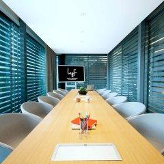 Отель lyf Funan Singapore by Ascott Сингапур помещение для мероприятий фото 2