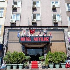 Hotel Akyildiz парковка
