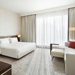 Отель Hyatt Place Dubai Al Rigga Residences комната для гостей фото 2