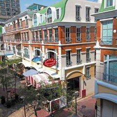 Urbanite Hostel Бангкок балкон
