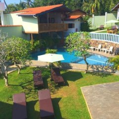 Отель Vesma Villas Шри-Ланка, Хиккадува - отзывы, цены и фото номеров - забронировать отель Vesma Villas онлайн бассейн фото 2