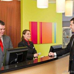 Hotel Indigo Antwerp - City Centre Антверпен интерьер отеля