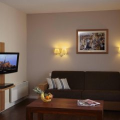 Отель Citadines Trocadéro Paris Франция, Париж - 8 отзывов об отеле, цены и фото номеров - забронировать отель Citadines Trocadéro Paris онлайн комната для гостей
