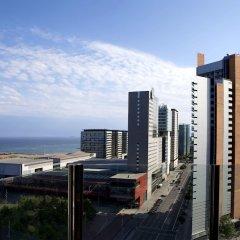 Отель SB Diagonal Zero Barcelona Испания, Барселона - 1 отзыв об отеле, цены и фото номеров - забронировать отель SB Diagonal Zero Barcelona онлайн балкон