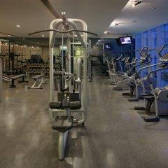 Grand Mercure Shanghai Century Park Hotel фитнесс-зал фото 4