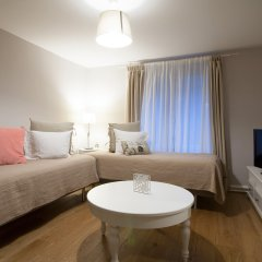 Отель AppartBrussels Бельгия, Брюссель - отзывы, цены и фото номеров - забронировать отель AppartBrussels онлайн комната для гостей фото 3