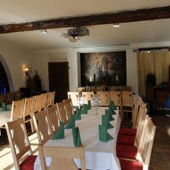 Отель Haus Wartenberg Зальцбург помещение для мероприятий