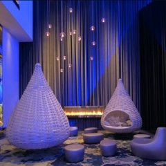 Отель Radisson Blu Mall of America сауна