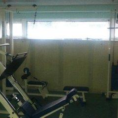 Молодёжный Хостел фитнесс-зал