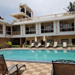 Serenity by the Sea Beach Resort in Candolim, India from 35$, photos, reviews - zenhotels.com pool