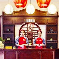 Lantana Hoi An Riverside Boutique Hotel интерьер отеля фото 2