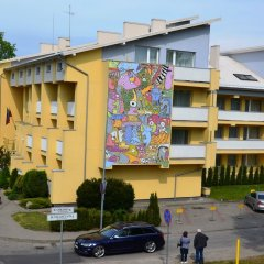 Отель Alanga Hotel Литва, Паланга - 5 отзывов об отеле, цены и фото номеров - забронировать отель Alanga Hotel онлайн парковка