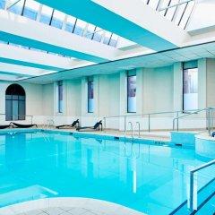 Glasgow Marriott Hotel Глазго бассейн фото 3
