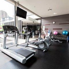 Отель Park Plaza Sukhumvit Бангкок фитнесс-зал фото 2