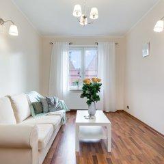 Апартаменты Elite Apartments City Center Korzenna Гданьск комната для гостей фото 5