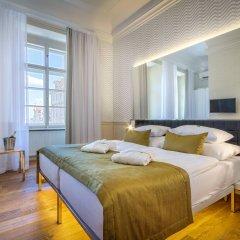 Отель Golden Star Чехия, Прага - 14 отзывов об отеле, цены и фото номеров - забронировать отель Golden Star онлайн комната для гостей фото 2