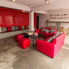 Отель Zen Rooms Damrongrak Road Бангкок интерьер отеля фото 3