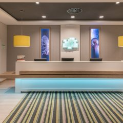 Отель Holiday Inn Dusseldorf City Toulouser Allee сауна