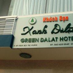 Отель Green Dalat Далат с домашними животными