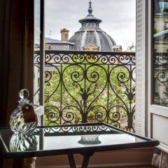 Апартаменты Sweet inn Apartments Saint Germain балкон