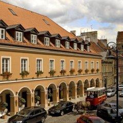 Отель Mamaison Hotel Le Regina Warsaw Польша, Варшава - 12 отзывов об отеле, цены и фото номеров - забронировать отель Mamaison Hotel Le Regina Warsaw онлайн балкон