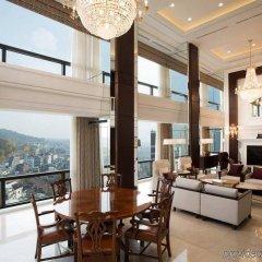 Отель Millennium Hilton Seoul интерьер отеля фото 3