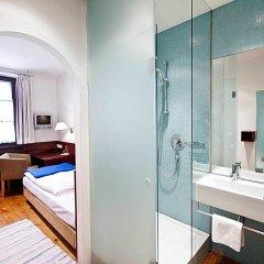 Отель Altstadthotel Wolf Зальцбург ванная