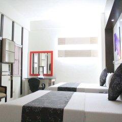 Отель Executive Plaza Hotel Филиппины, Манила - отзывы, цены и фото номеров - забронировать отель Executive Plaza Hotel онлайн комната для гостей фото 4