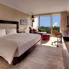 Отель Hilton Munich Park комната для гостей фото 4
