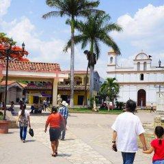Отель Don Udos Гондурас, Копан-Руинас - отзывы, цены и фото номеров - забронировать отель Don Udos онлайн спортивное сооружение