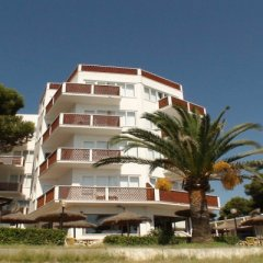 Отель Melbeach Hotel & Spa - Adults Only Испания, Каньямель - отзывы, цены и фото номеров - забронировать отель Melbeach Hotel & Spa - Adults Only онлайн приотельная территория