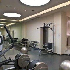 Гостиница Radisson Blu Belorusskaya фитнесс-зал фото 4