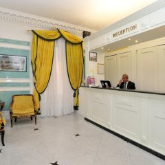 Hotel Virgilio интерьер отеля