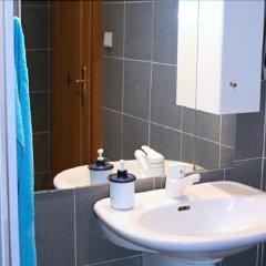Отель Rooms Novobranská Брно ванная