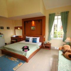 Отель Budsaba Resort & Spa комната для гостей фото 2