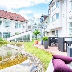 Отель Leonardo Hamburg Airport Гамбург фото 11