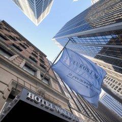 Отель Eurostars Wall Street США, Нью-Йорк - отзывы, цены и фото номеров - забронировать отель Eurostars Wall Street онлайн
