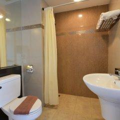 Отель OYO 109 Ozone Prime Resort Паттайя ванная фото 2