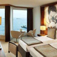 Отель JW Marriott Cannes Франция, Канны - 2 отзыва об отеле, цены и фото номеров - забронировать отель JW Marriott Cannes онлайн комната для гостей фото 3