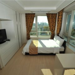 Отель Golden Forest Residence Южная Корея, Сеул - отзывы, цены и фото номеров - забронировать отель Golden Forest Residence онлайн удобства в номере