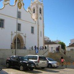 Отель Residencial Miradoiro Портимао парковка