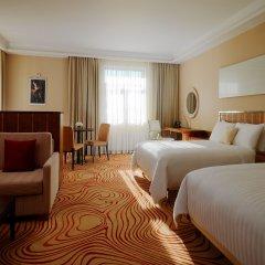 Новосибирск Марриотт Отель комната для гостей фото 2