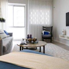 Отель Rabin Square Amazing 3BR 140 SQM Apt Тель-Авив комната для гостей фото 4