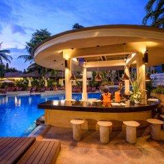 Отель Krabi La Playa Resort бассейн